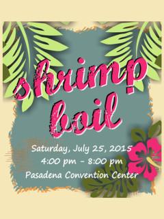 26th Annual Shrimp Boil benefitting The Rose