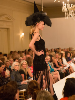 The Runway Report Transforming Lives Luncheon and Fashion Show