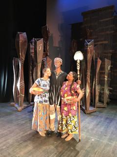 Dallas Children's Theater presents Mufaro's Beautiful Daughters