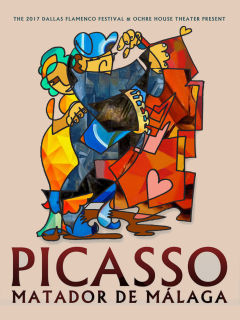 Ochre House Theater presents Picasso: Matador de Málaga