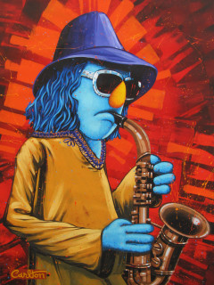 """ART on 5th presents """"The Muppet Show"""" opening reception"""