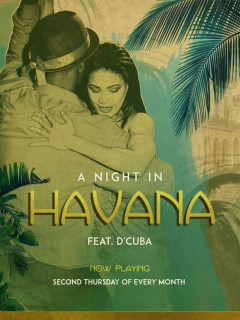 Prohibition Theatre presents <i>A Night in Havana Featuring D'Cuba</i>