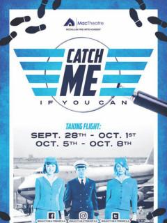 MacTheatre presents <i>Catch Me If You Can</i>