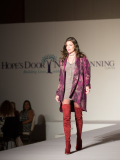 Hope's Door New Beginning Center presents Fall Fashion Show & Luncheon