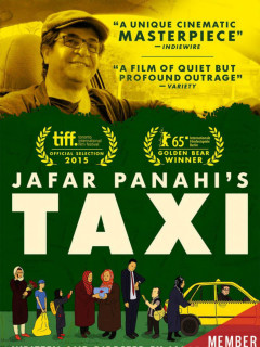 AFS Cinema presents <i>Taxi</i>