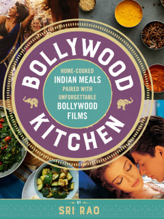 Bollywood Kitchen Cookbook Launch
