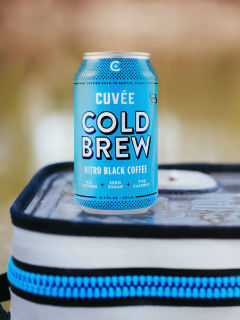 Cuvée Cold Brew New Can Launch Party
