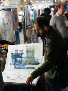 Conception Arts Contemporary Art Show