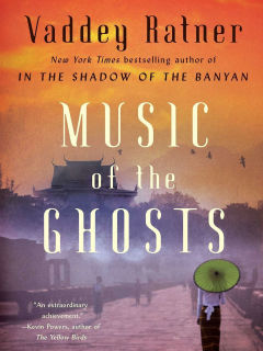 Breakfast Book Club: <i>Music of the Ghosts</i> by Vaddey Ratner
