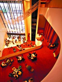 Places-A&E-Jones Hall-interior-1