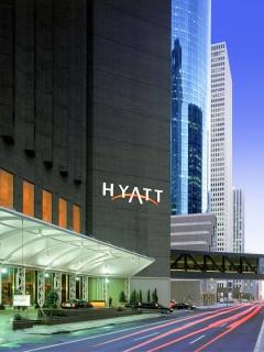 Places-Hotels/Spas-Hyatt Regency Hotel downtown