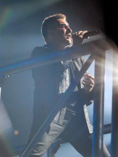 News-U2 Concert-Oct. 2009-Bono