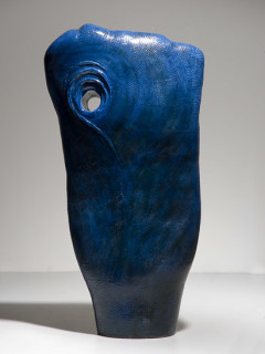 Places_A&E_New Gallery_Susan Budge_Big Blue