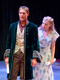 Events_Stages_Panto Sleeping Beauty_Chris Zelko_Prince Charming_Susan Draper_Laura Wingfield