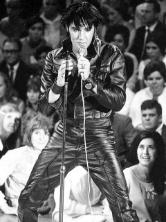 News_Elvis Presley_Comeback Special_1968