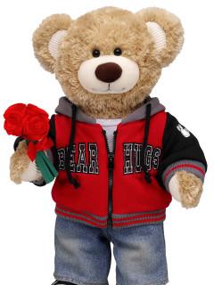 News_Steve Popp_Theodore Roosevelt_teddy bear