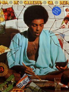 News_Douglas Newman_Gilberto Gil_Refazenda_album cover