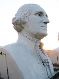 News_Ralph Bivins_WaterLights development_ Pearland_sculptures_presidential head