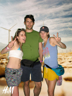 A station wagon to Coachella: Road tripping with drug mules