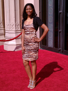 News_Shannon Buggs_red carpet
