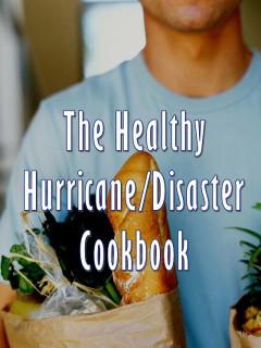 News_Marene Gustin_The Healthy Hurricane_Disaster_Cookbook_cookbook