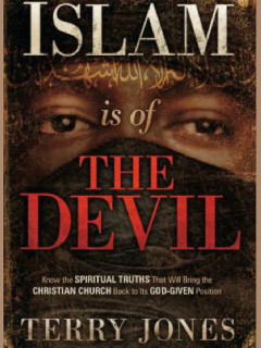 News_Terry Jones_Islam is of the Devil_book_book cover