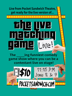The Live Matching Game