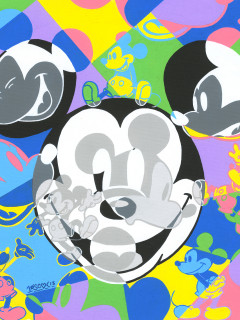 """""""The Magical World of Disney"""" opening receptions"""