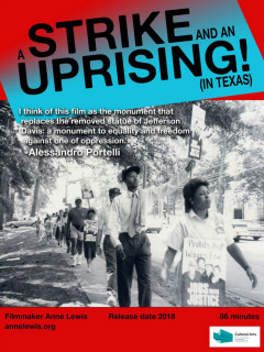 Film Screening: A Strike And An Uprising (In Texas)
