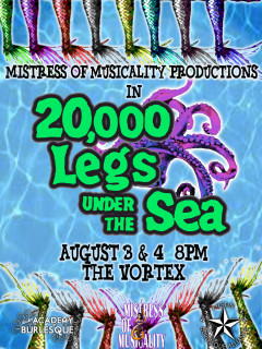 20,000 Legs Under the Sea
