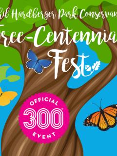 Tree-Centennial Fest and Land Bridge Groundbreaking