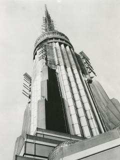 Empire State Building Spire