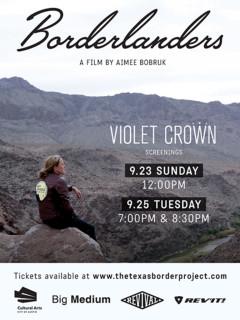 Borderlanders Film Premiere