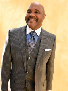 Pastor Marvin L. Winans