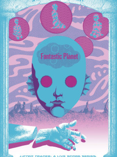 Lifted Traces: <i>Fantastic Planet</i> Live Score
