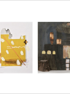 """Larry Graeber & Marilyn Jolly: """"When They Appear"""" opening reception"""