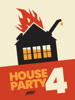 """""""House Party 4"""" opening reception"""