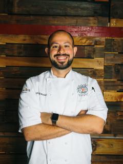 Chef Amir Hajimaleki