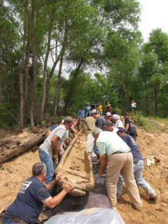 <i>The Discovery and Recovery of a 14th Century Dugout Canoe </i>