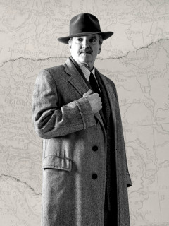 Alley Theatre presents Murder on the Orient Express