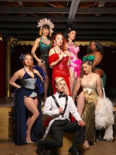 Jigglewatts Burlesque Revue