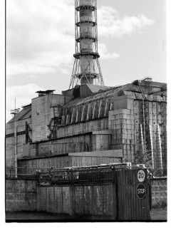 """Quietus Chernobyl, 2004"" Chernobyl Photo Exhibition opening day"
