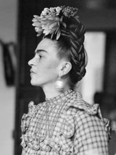 Frida Friday ATX July: Cumple homage a la Frida