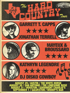 The Hard Country Tour