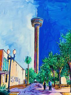 """San Antonio on the Rise"" opening reception"