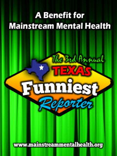 Third Annual Texas' Funniest Reporter Show