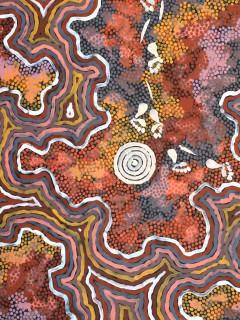 """Australian Aboriginal Art: Beyond Time"" opening reception"