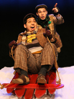 Main Street Theater presents A Year with Frog and Toad