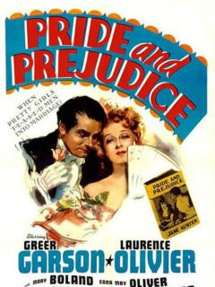 Sunday Cinema: Pride and Prejudice 1940