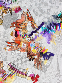 Ro2 Art Gallery presents Yuni Lee: Space/Time Continuum